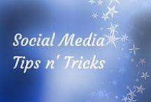 ADVICE | Social Media ☆ / Social media advice, tips n' tricks