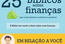 Infográficos - Dinheiro na Bíblia / Finanças à luz da Bíblia, Dinheiro na Bíblia, Prosperidade financeira, Sucesso financeiro
