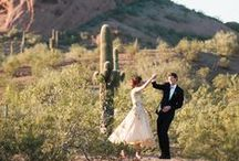 Knotty Wedding   Phoenix Weekend Getaway / This weekend getaway wedding styled shoot was inspired by every engaged couple's goal to ensure that all of their wedding guests enjoy their experience from start to finish all weekend long!  Take a look at some of the fun to be had in Phoenix, Arizona.