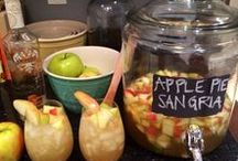 #appleweek / Apple Lovers rejoice! This is the place to go for the best apple recipes on the web. Whether you're using applesauce, apple cider, apple juice or fresh apples we can turn them into a delicious loaf of bread, pie, cake, muffins, pastries and more! Whether your looking for breakfast, dinner, drinks, dessert, sides, salads or appetizers, you're in the right place. Break out your slow cooker and cast iron skillet and get cooking!