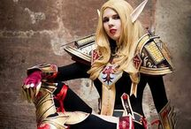 Costumes and Cosplay / by Kami Sutter
