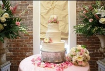 Cakes in Grand Style / Grand Cakes at the Grand Ballroom.