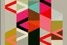 Color palettes  / Nice colors. Research for new print ideas.