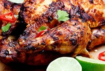 Seafood & Poultry Dishes