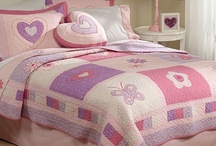 Girls Bedrooms, Bedding & Room Decor
