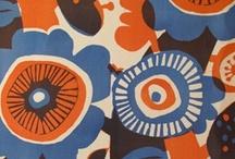 Print Patterns - Textiles & Paper