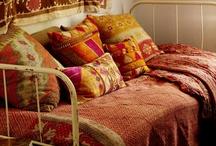 Bohemian.Moroccan.Ethnic Style