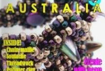 Issue 1 - Just US$4.95 or 6-issues for $24.95! / December 2012 issue of Digital Beading Magazine