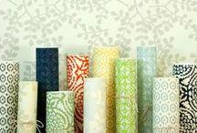 Stationery Patterns / Stationery design. Stationery trends. Gift wrap patterns.