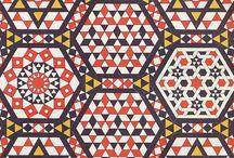 pattern / surface / a grab bag of sorts.