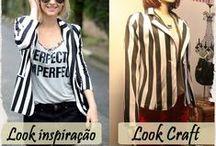 Looks Inspiração Craft Bazar&Boutique