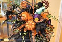 Halloween Inspiration / Brilliant Ideas for Halloween. / by Melissa Dawes