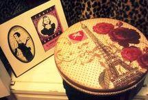 Cantinhos da Craft Bazar & Boutique / Cantinhos decorativos