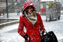 Talvi tulee! / Talven parhaat puolet - kaunista pukeutumista ja muuta inspiroivaa :)