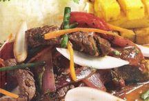 Comida Peruana / Todas las recetas y comidas que nos gustan
