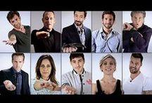 ELE (Español Lengua Extranjera) / Español como Lengua Extranjera. Actividades, vídeos y materiales para que cualquiera pueda hacer uso de ellos.  / by Andrés García Álvarez
