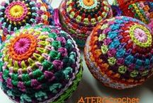 knitting decor things