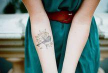 tattoos fofas