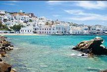 Mykonos, Greece / Mykonos is a Greek island, part of the Cyclades. For information and luxury hotels in Mykonos visit www.mediteranique.com/hotels-greece/mykonos/