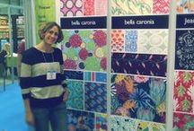 Surtex Exhibitors May 2014 / by Pattern Observer