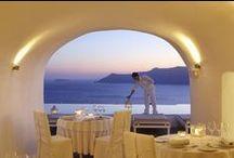 Kirini Suites & Spa, Santorini, Greece / Kirini Suites & Spa is a luxury spa hotel in Santorini http://www.mediteranique.com/hotels-greece/santorini/kirini-suites-spa/