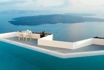 Captivating Views in the Med / Views from luxurious hotels in the Mediterranean