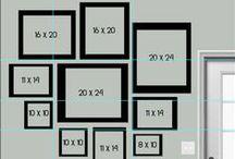 Cómo colgar mis cuadros / Cómo ubicar #cuadros decorativos en los distintos ambientes de la casa