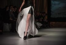 Coo Culte Show / Riga Fashion Week Black & White