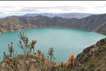 Amazing Ecuador - Land of Diversity / Ecuador bietet einzigartige Landschaften und spannende Begegnungen mit herzlichen Bewohnern. Egal ob die Galápagos-Inseln, die Pazifikküste, die Anden oder der Regenwald - eine Ecuador Reise bietet für jeden etwas!