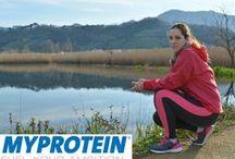 #changemylife feat. My Protein / Guida al mio allenamento quotidiano per ritrovare la forma fisica.