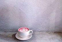 C o f f e e / Coffee? A l w a y s !