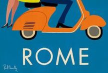 la vita e' bella! / rome italy