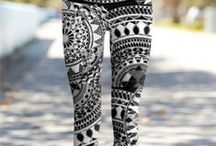 Textile Design for Women's Activewear