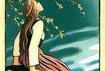 Martta Wendelinin taidetta