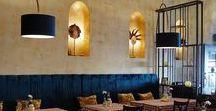 "Restaurant ""O Sole Mio""  Wrocław / Poland / Interior design Italian restaurant. Made by ar-design.pl"