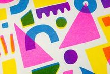 Spot Color / Risograph, Screen Print, Letterpress, Offset and the like