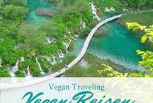 Vegan Reisen | Vegan Traveling