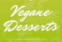Vegane Rezepte Nachtisch / vegan Desserts