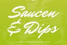 Vegane Saucen / Dips / Aufstriche / Marmelade