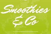 Vegane Smoothies / Drinks / Säfte