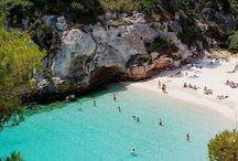 Menorca, Mallorca