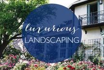 Luxurious Landscaping