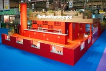 Fancy Exhibition Stands (Trade Shows) / Our inspirations and dreams come true!! Some inspirational creations by Servis!