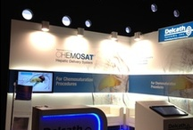 High - End Exhibition Stands (Trade Shows) / Our green High - End stands!!