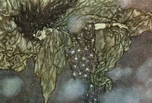 Inspiration: Folklore & Fairy Tale / Inspiring images from folklore and fairy tales