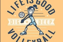Volleyball / by Teresa Whitten