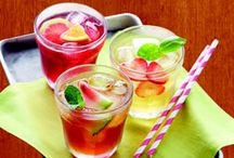 Sip and Refresh / June is National Iced Tea Month and the weather is warming up. What better time to sip and refresh with our collection iced teas and innovative sipware?