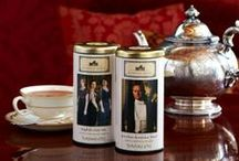 Downton Abbey / Introducing a specialty tea blend for the award-winning TV series, Downton Abbey®. Sip like the Crawleys with each and every cup!