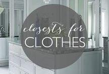 Closets For Clothes