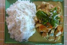 Receptek - Thai ételek